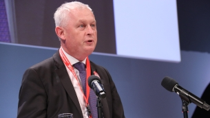 Luc Triangle, Generalsekretär industriAll European Trade Union