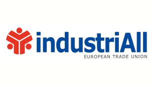 Logo IndustriAll Europe